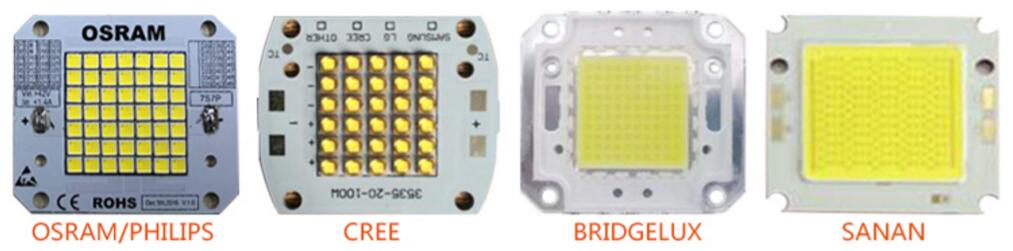 cob led street light light source