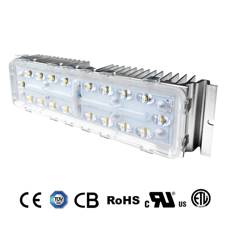40W LED Street Light Module